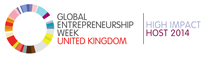 recipient of a high impact host award from global entrepreneurship week 2014